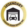 Legendary Garage Door Repair, Inc Logo